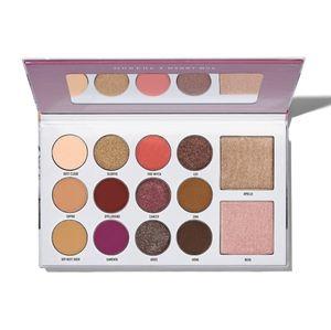 Morphe x Manny MUA Glam Eyeshadow Palette NEW